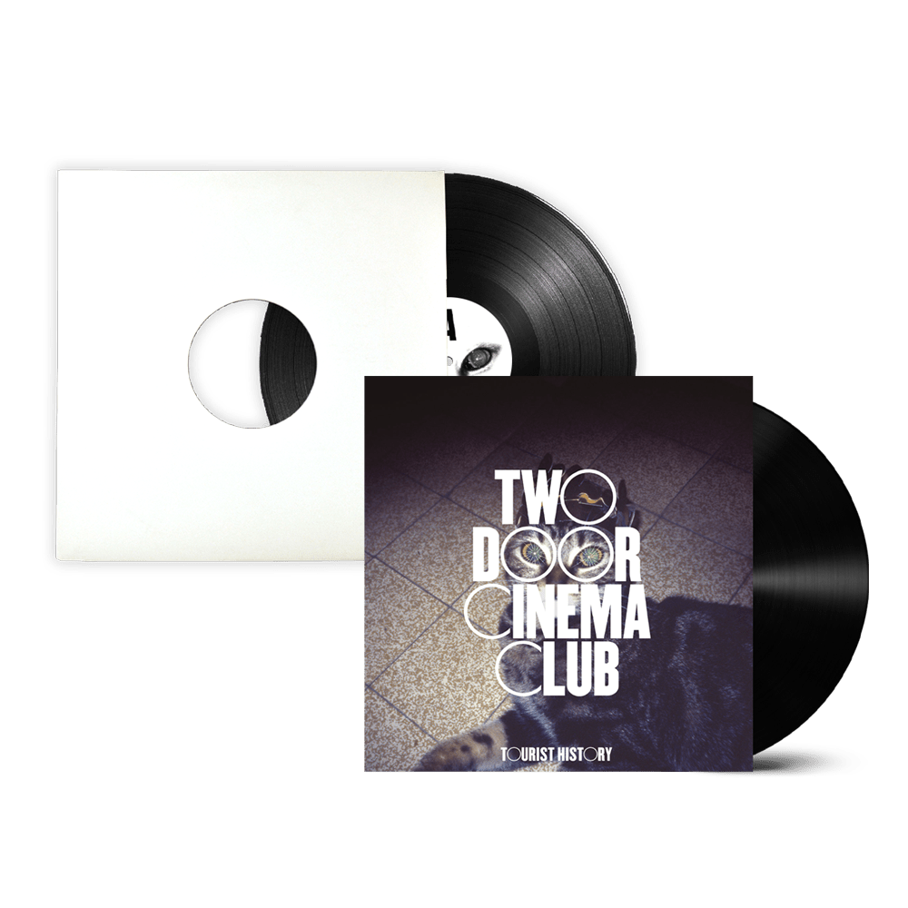 Buy Online Two Door Cinema Club - Tourist History Vinyl + Remix EP 12-Inch