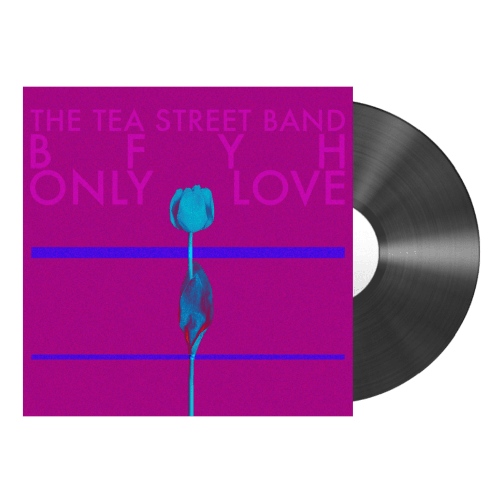 Buy Online Tea Street Band - BFYH/Only Love
