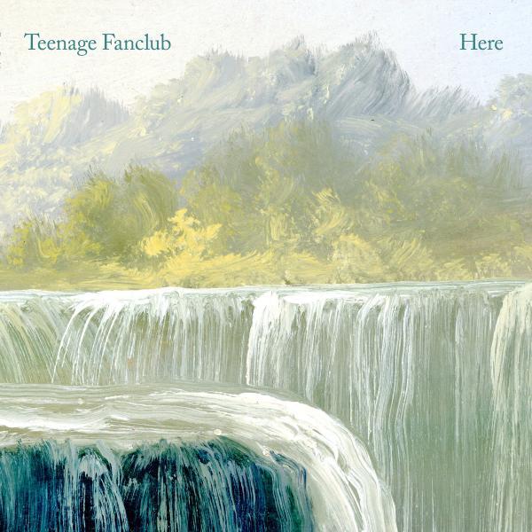 Buy Online Teenage Fanclub - Here Black Vinyl Album