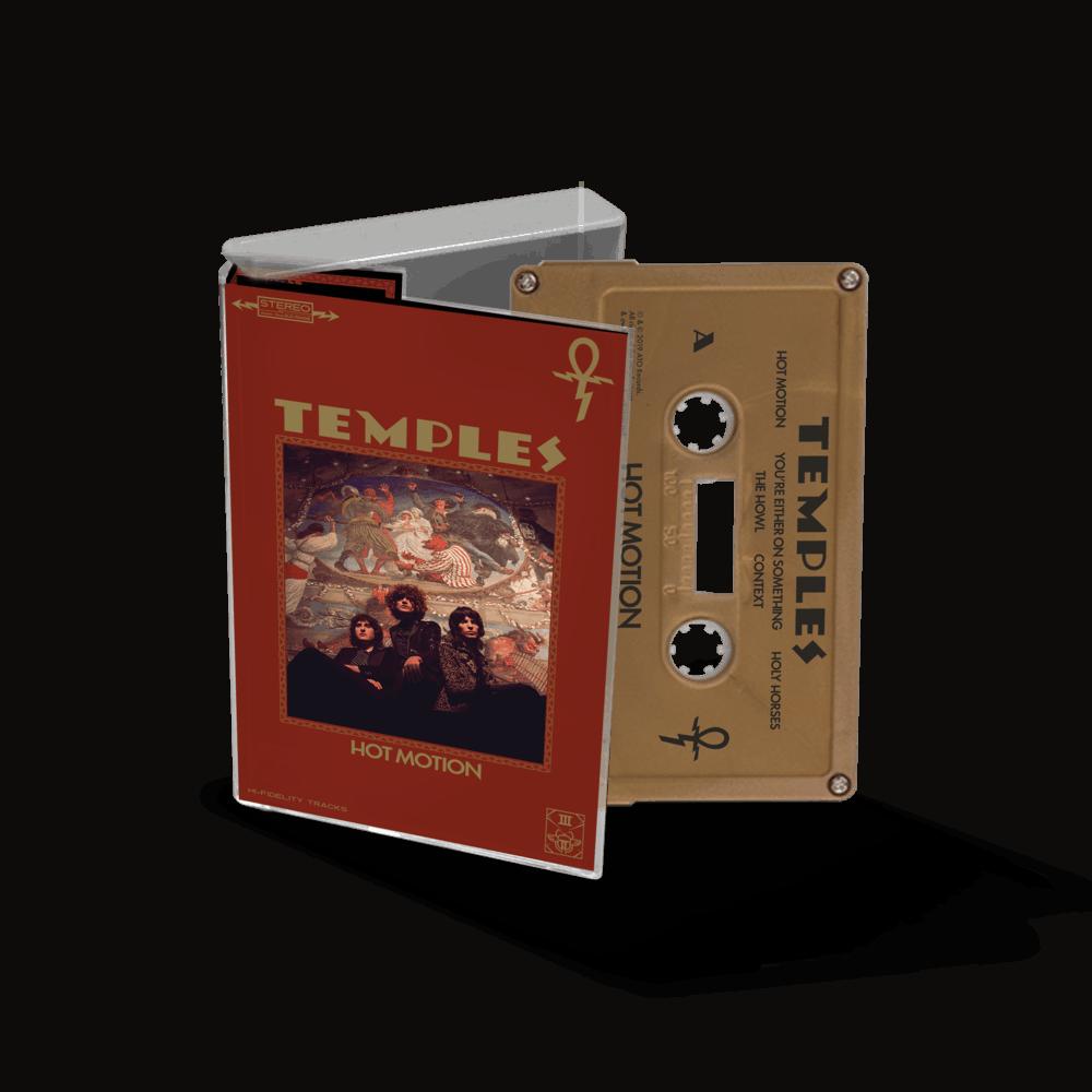 Hot Motion Cassette
