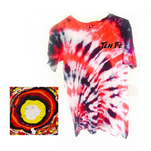 Buy Online Ten Fe - Hit The Light CD Album (Signed) + Tee