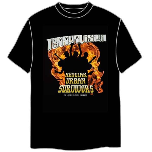 Buy Online Terrorvision - RUS Tour T-Shirt