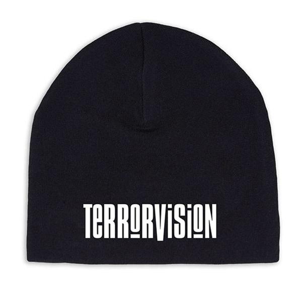 Buy Online Terrorvision - Classic Logo Lightweight Cotton Beanie