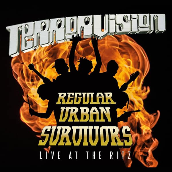 Buy Online Terrorvision - Regular Urban Survivors Live At The Ritz