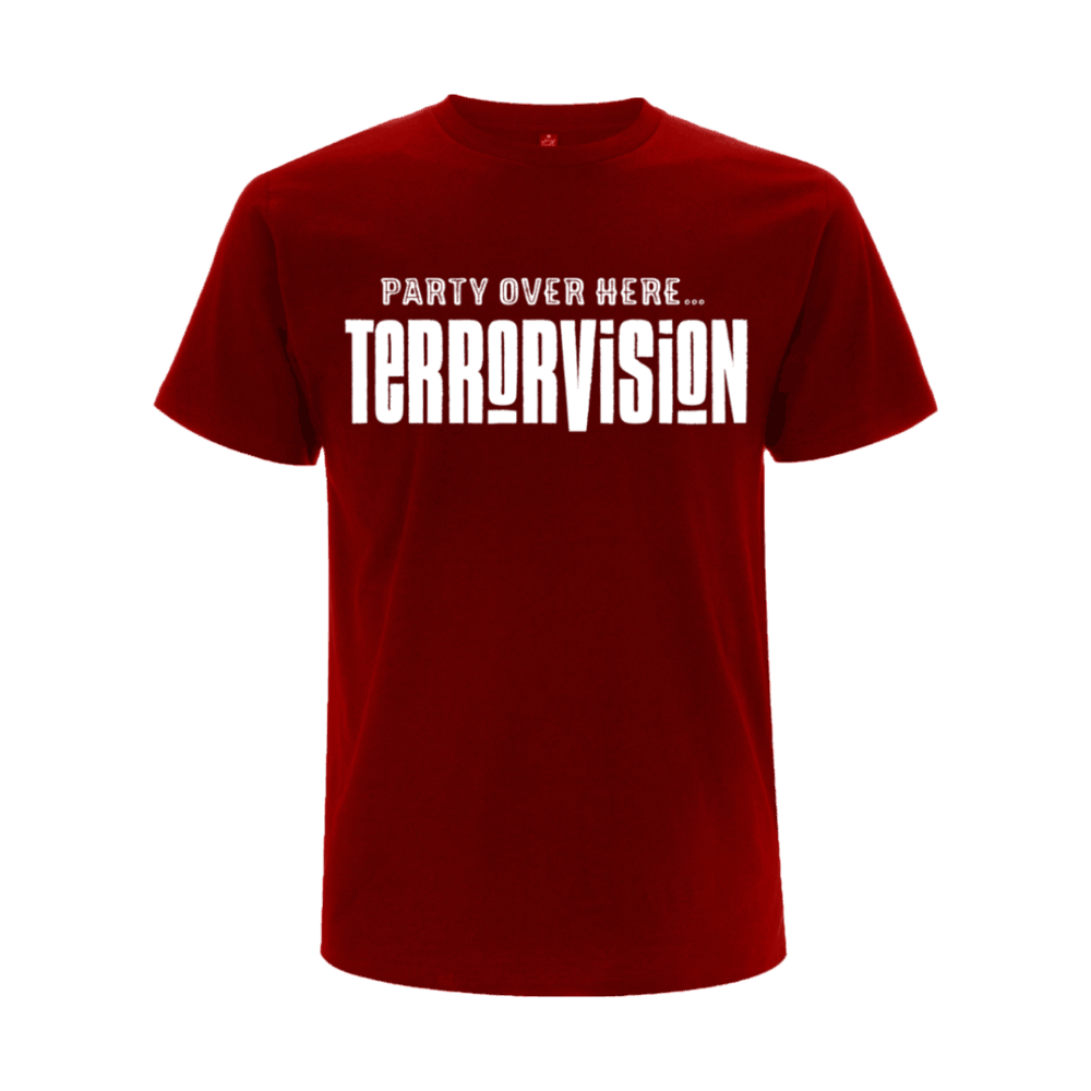 Buy Online Terrorvision - Party Over Here... Live In London T-Shirt 2