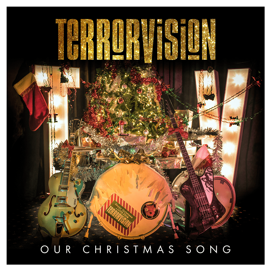 Buy Online Terrorvision - Our Christmas Song Single
