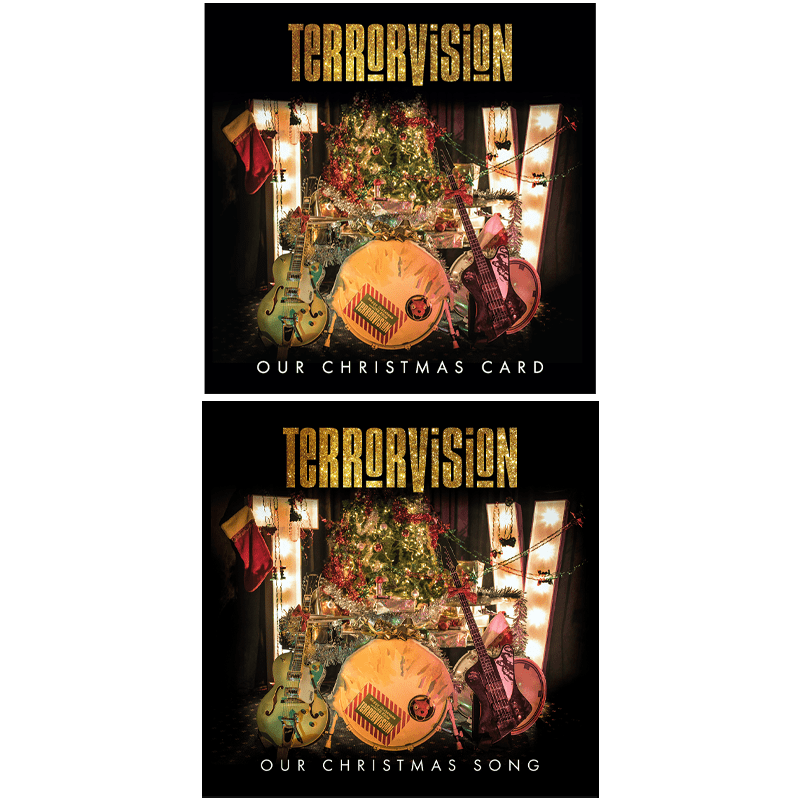 Buy Online Terrorvision - Our Christmas Song + Christmas Card