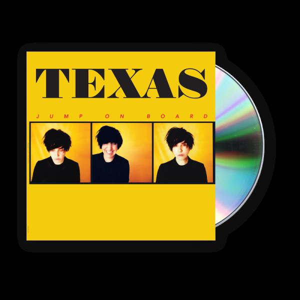 Buy Online Texas - Jump On Board CD Album