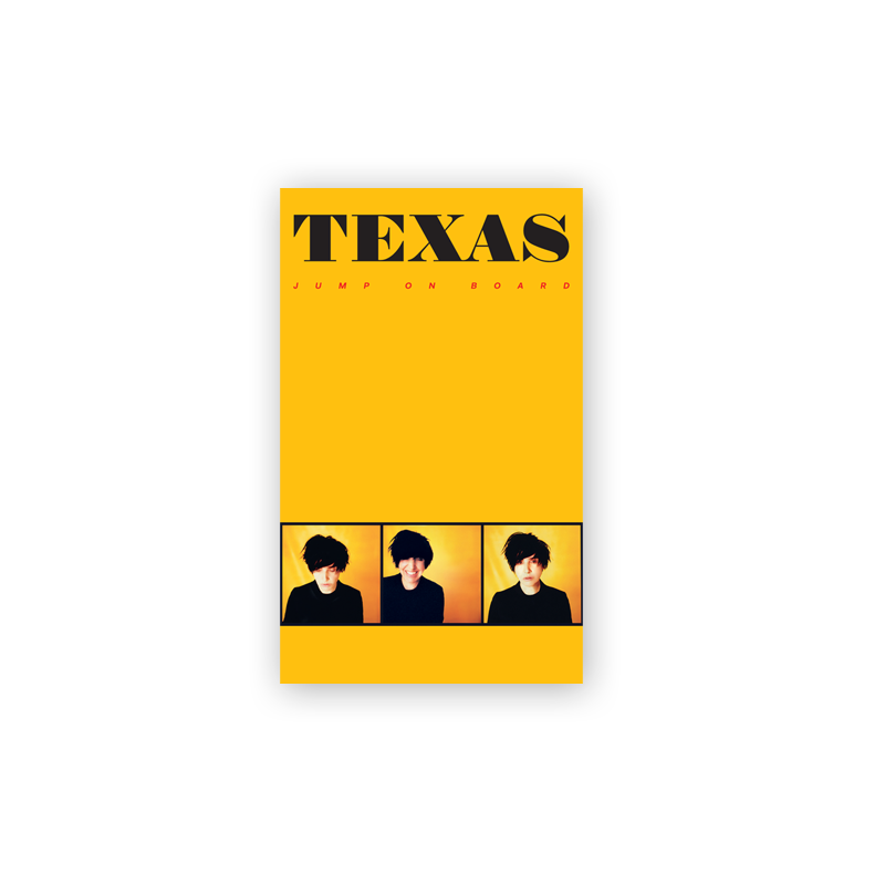 Buy Online Texas - Jump On Board (Signed)