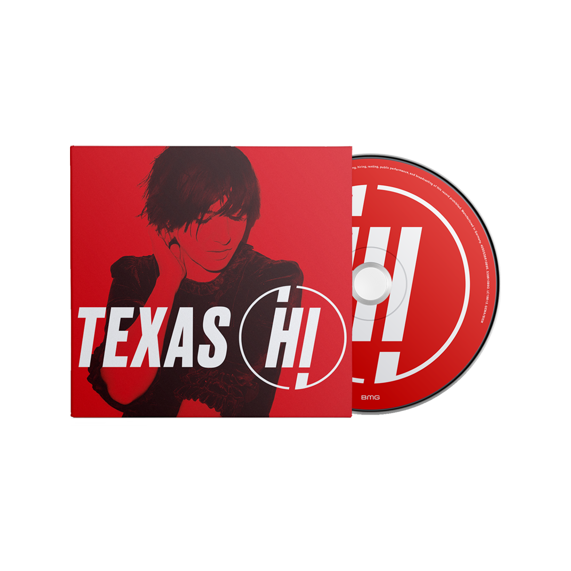 Buy Online Texas - Hi CD Album