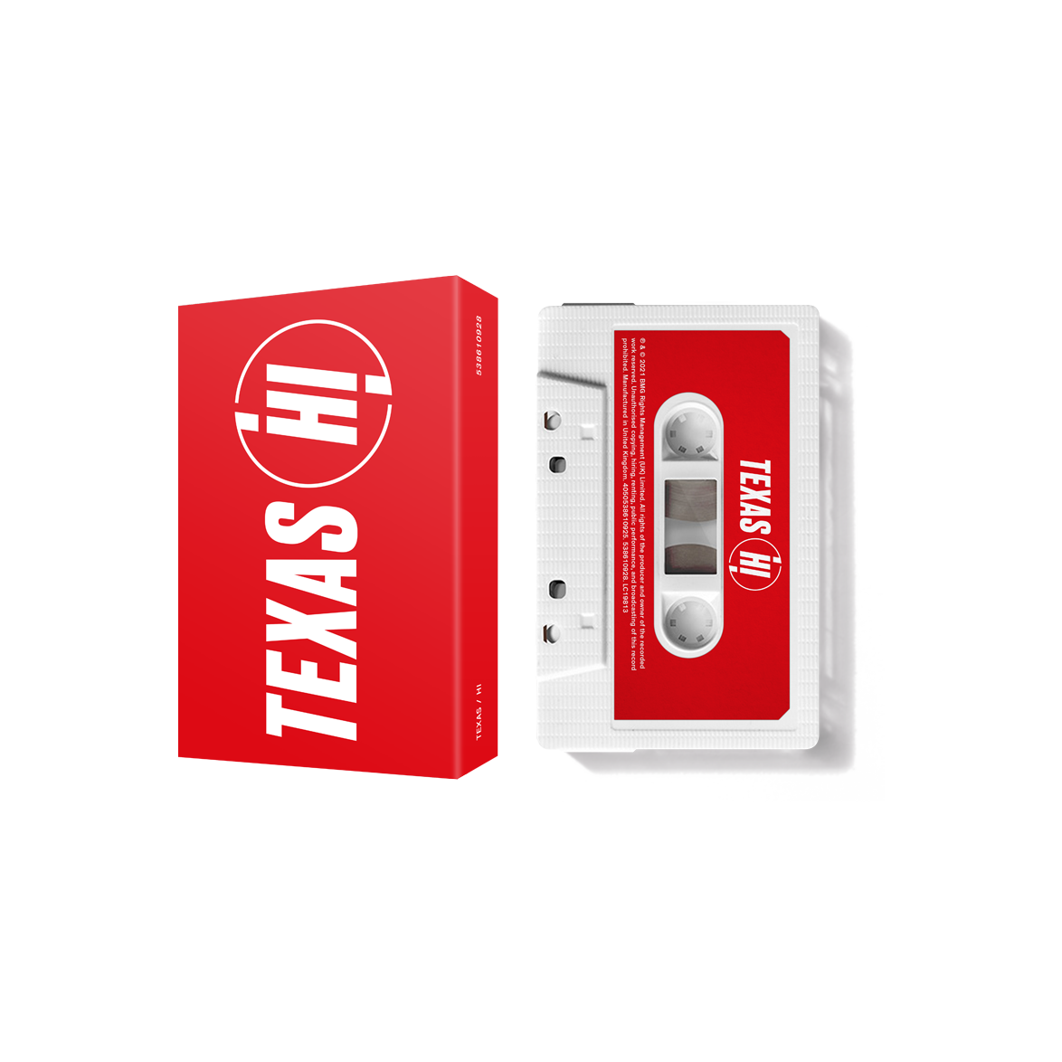 Buy Online Texas - Hi Cassette