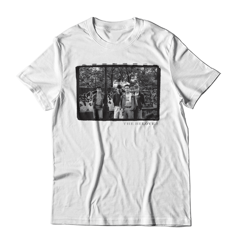 Buy Online The Beloved - Band Photo T-Shirt