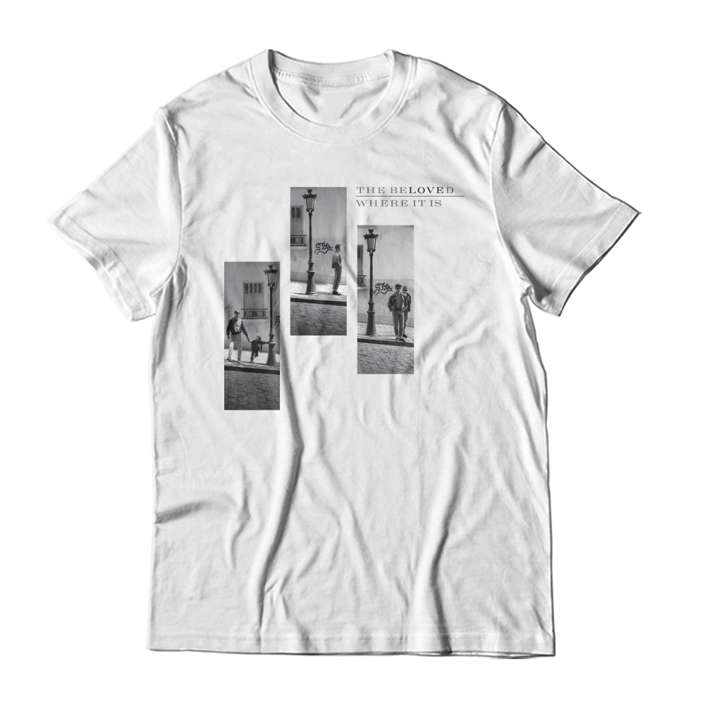 Buy Online The Beloved - Album T-Shirt