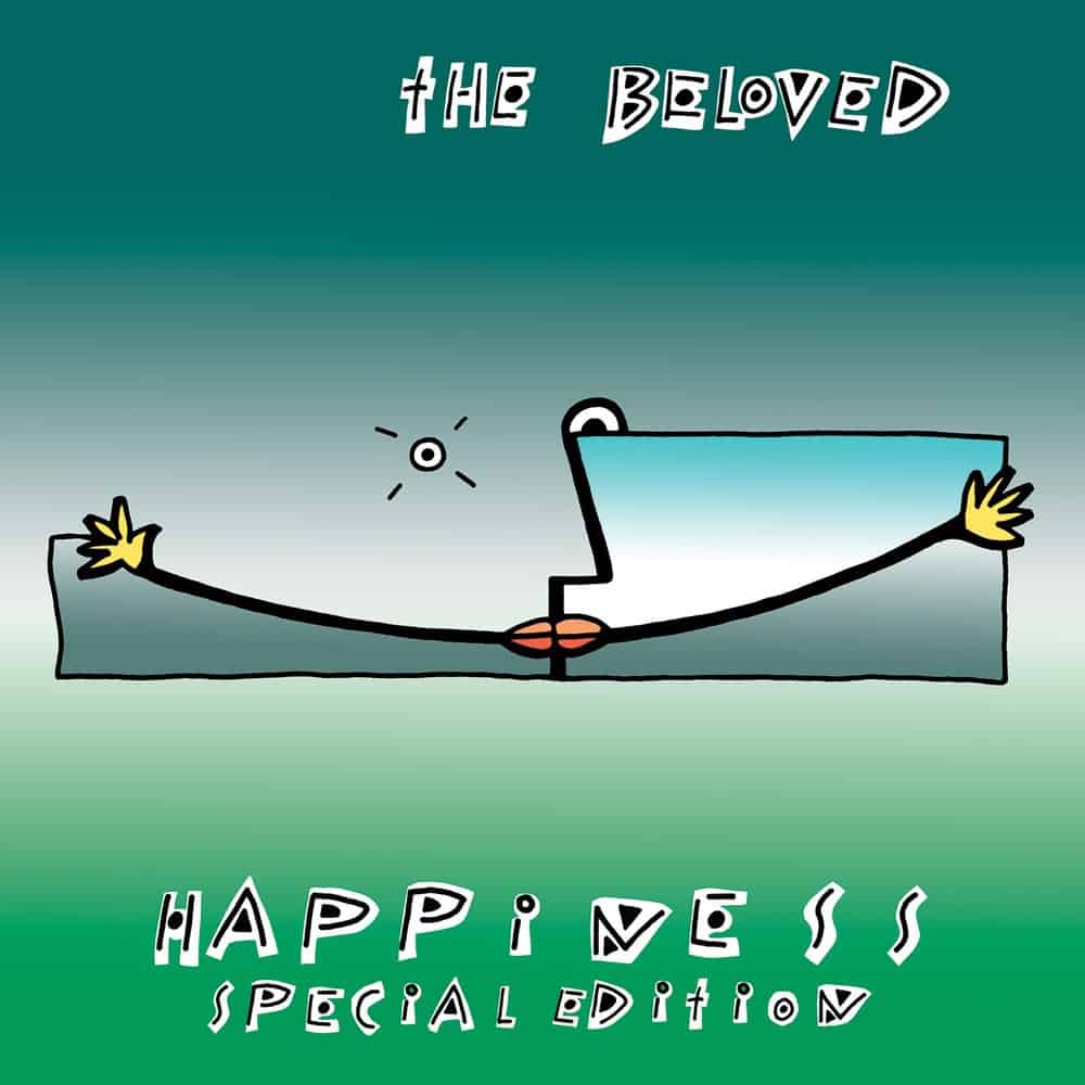 Buy Online The Beloved - Happiness + 2 x Happiness Postcards (Signed)