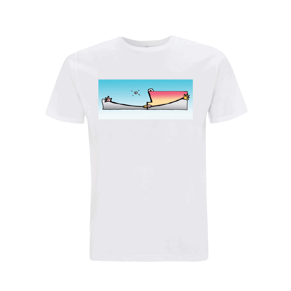 Buy Online The Beloved - White T 2 - Men's Style
