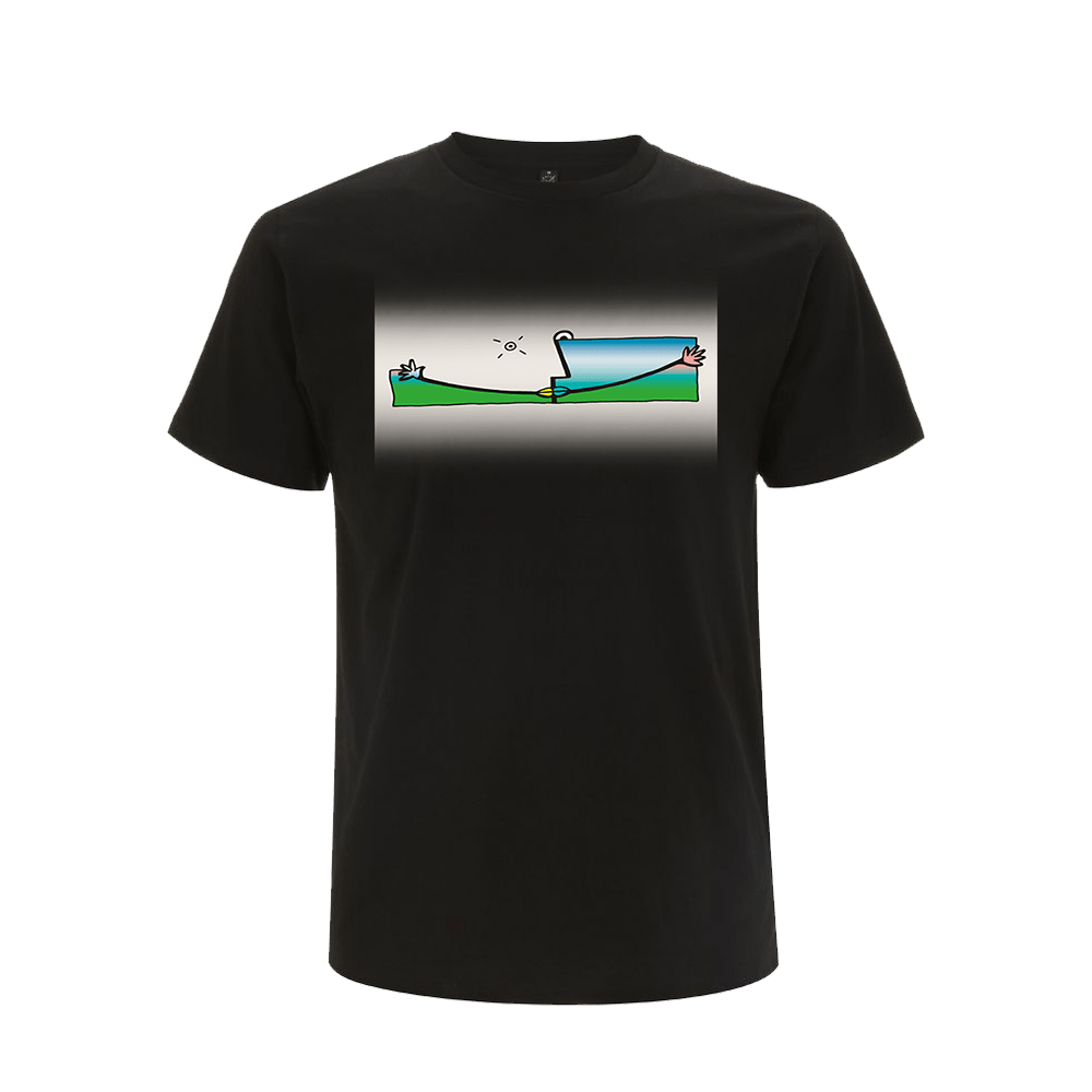 Buy Online The Beloved - Black T - Men's Style