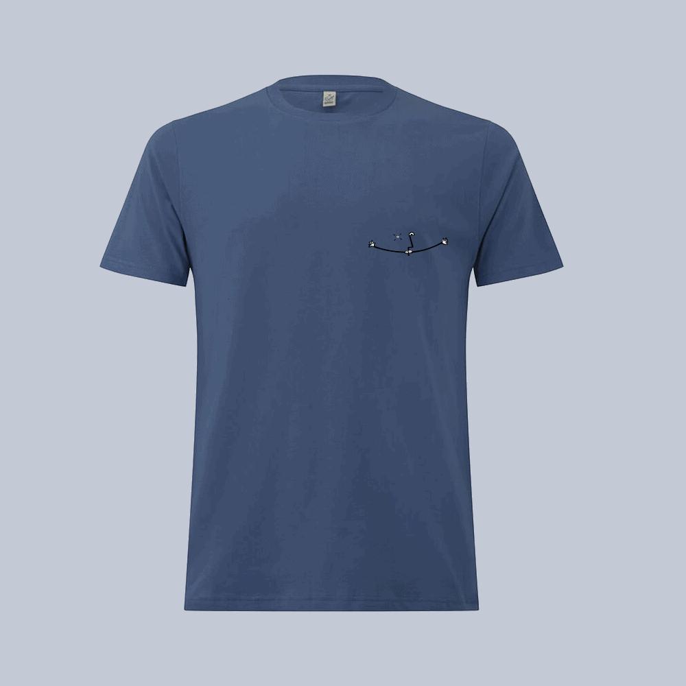 Buy Online The Beloved - Blue T - Men's Style