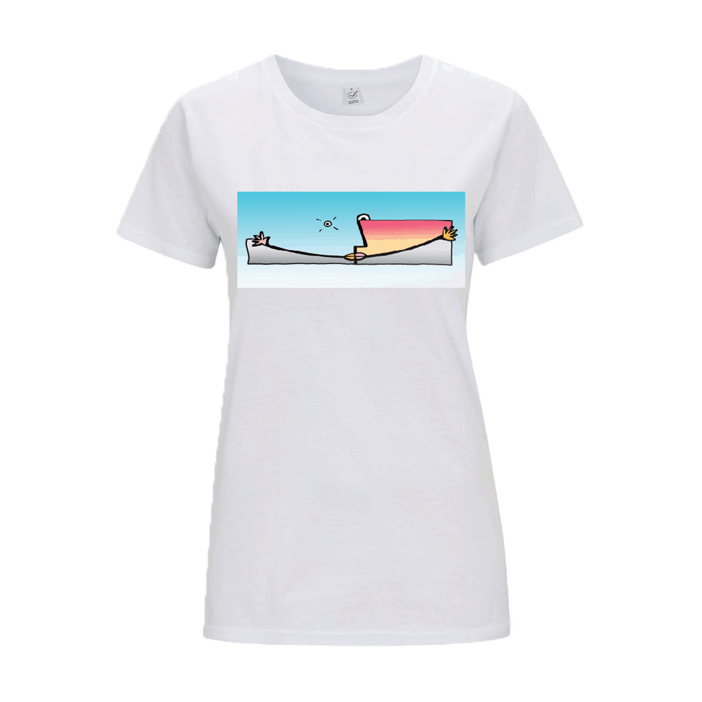 Buy Online The Beloved - White T 2 - Women's Style