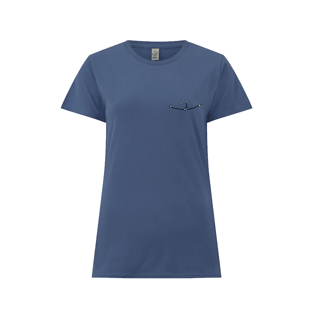 Buy Online The Beloved - Blue T - Women's Style