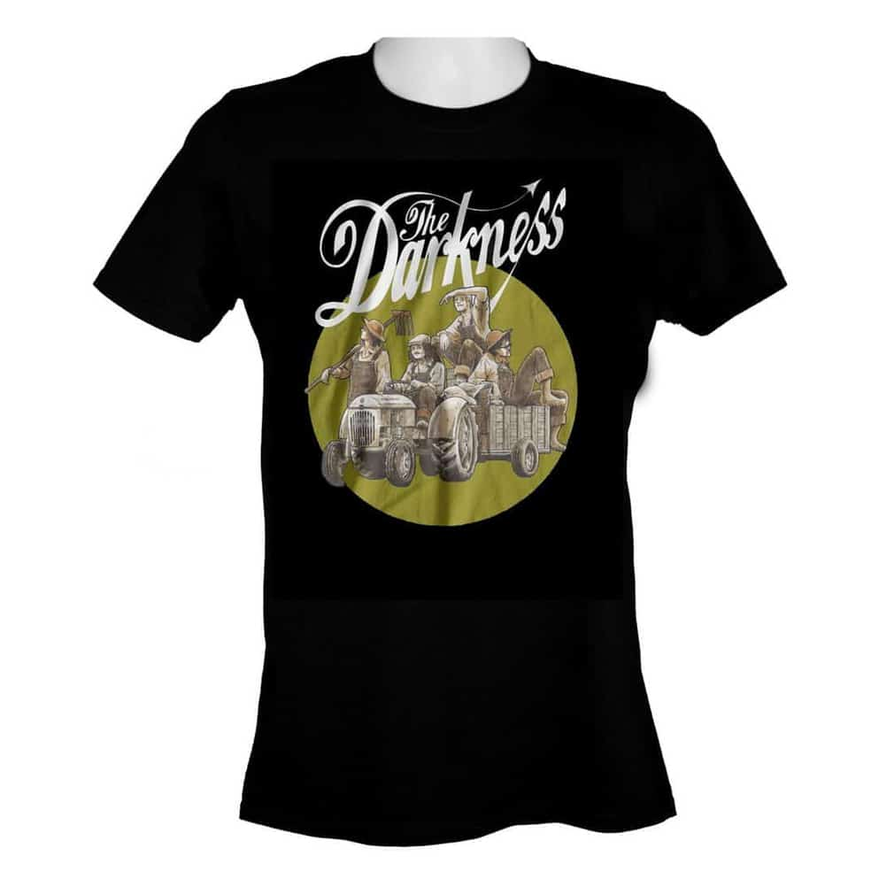 Buy Online The Darkness - Tractor T-Shirt