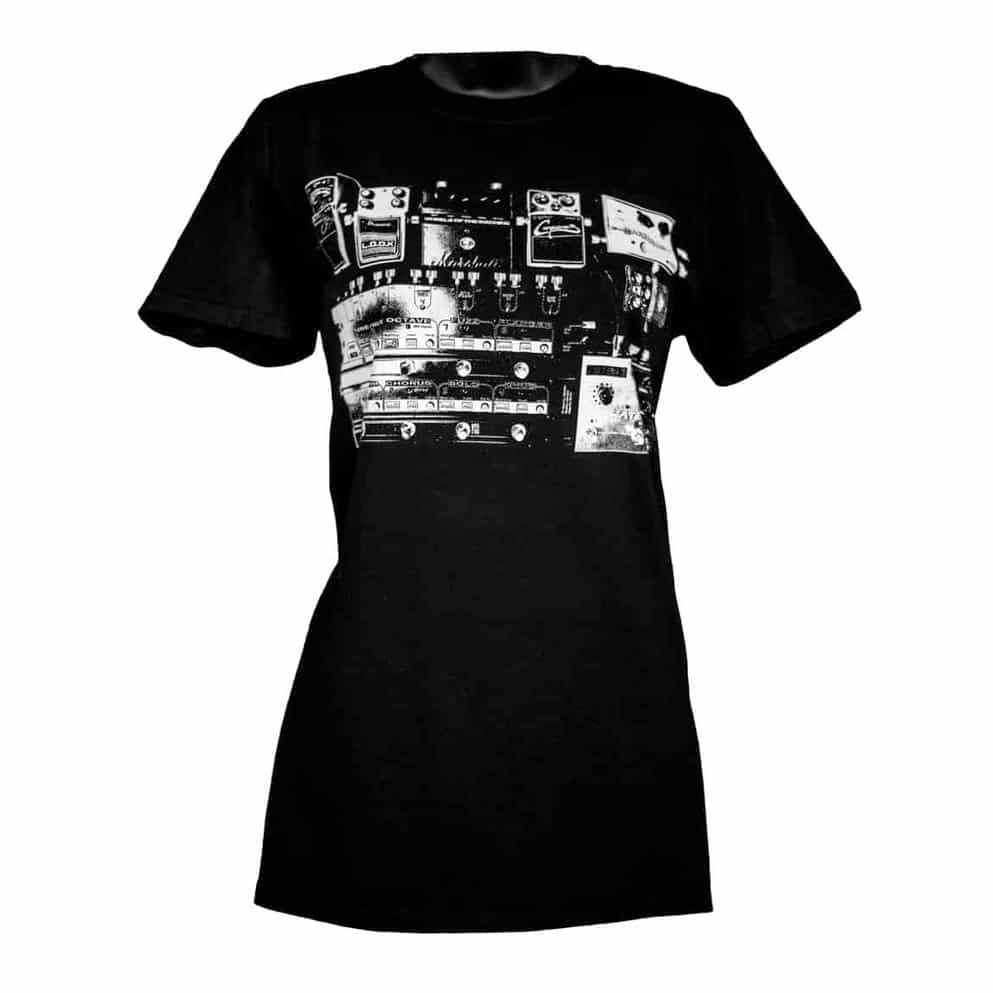 Buy Online The Darkness - 2015 Pedal Board Tour T-Shirt