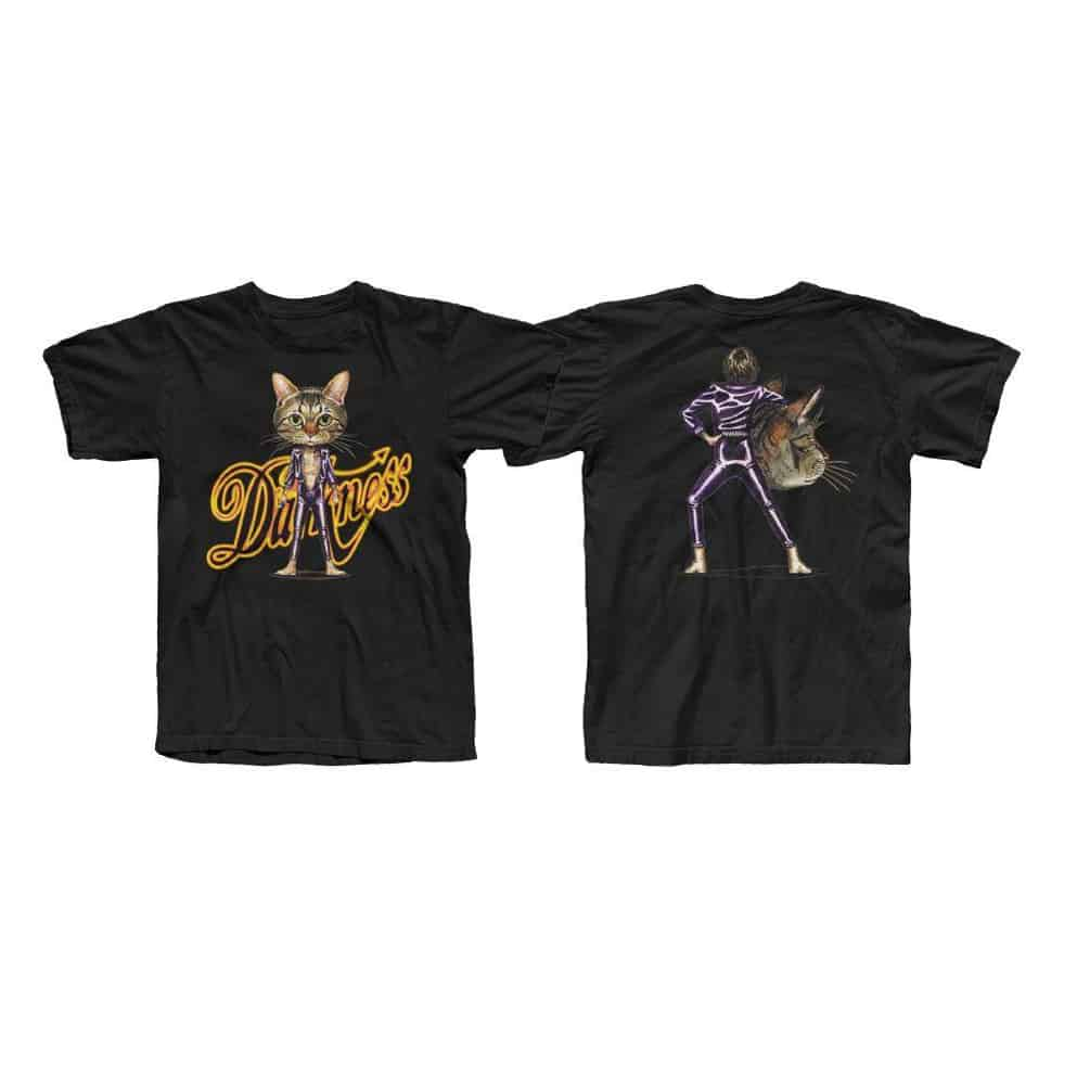 Buy Online The Darkness - Justin Cat T-Shirt