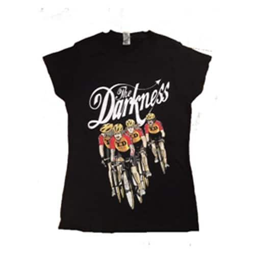 Buy Online The Darkness - Tour De Prance Ladies T-Shirt