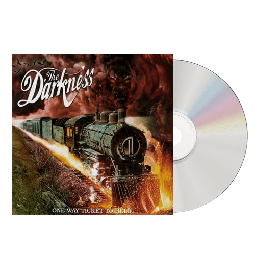 Buy Online The Darkness - One Way Ticket To Hell ...And Back CD Album