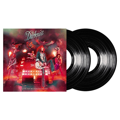 Buy Online The Darkness - LIVE AT HAMMERSMITH Vinyl Album