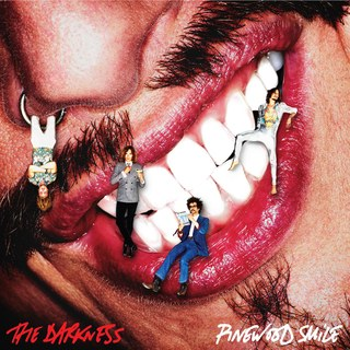 Buy Online The Darkness - Pinewood Smile