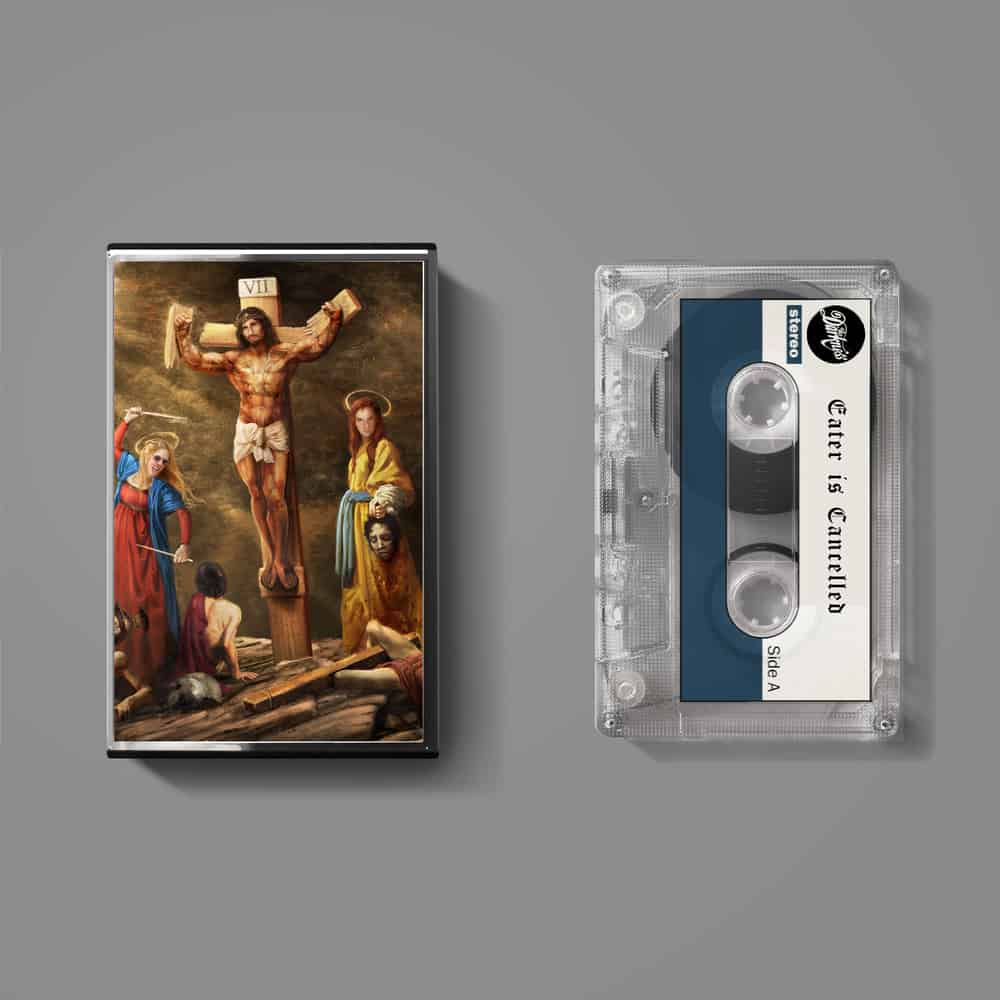 Buy Online The Darkness - Easter Is Cancelled Cassette