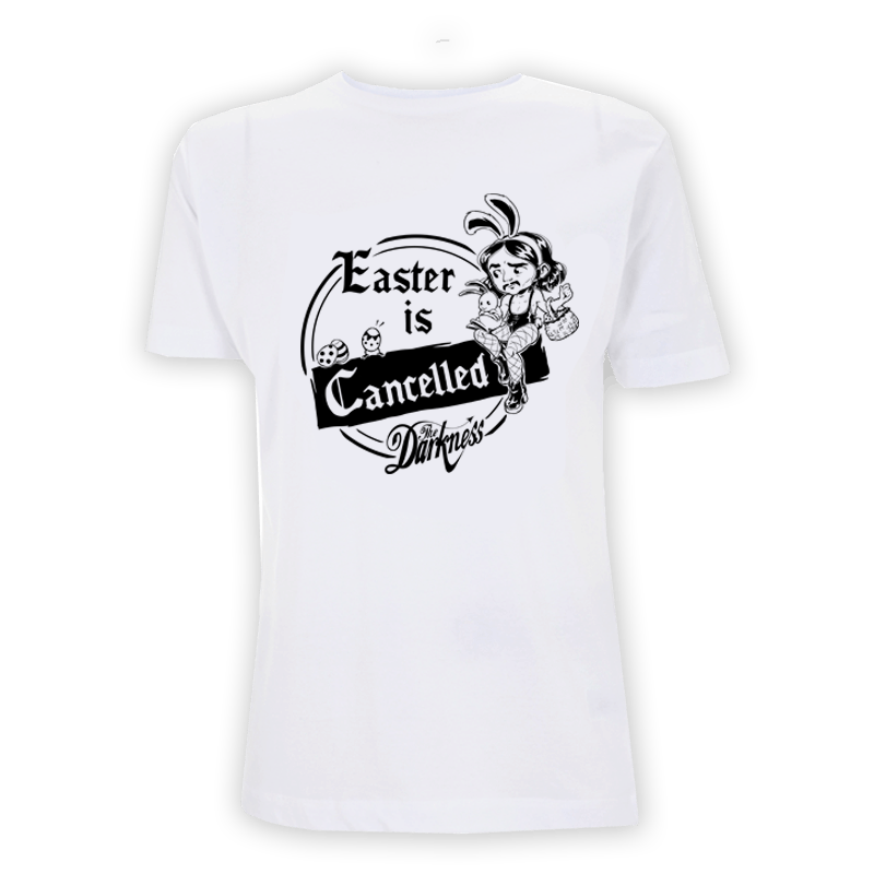 Buy Online The Darkness - Easter Is Cancelled T-Shirt