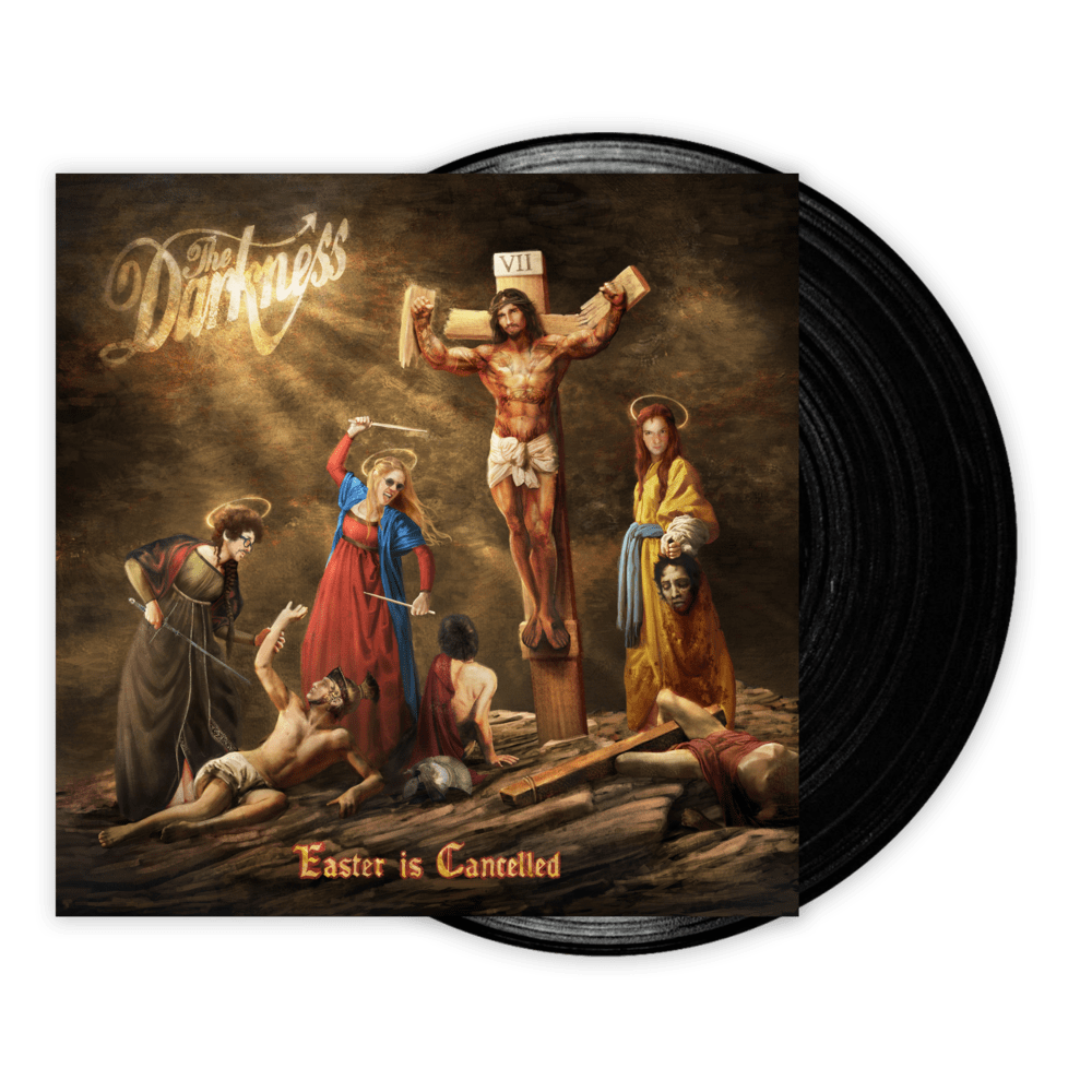 Buy Online The Darkness - Easter Is Cancelled (Signed)