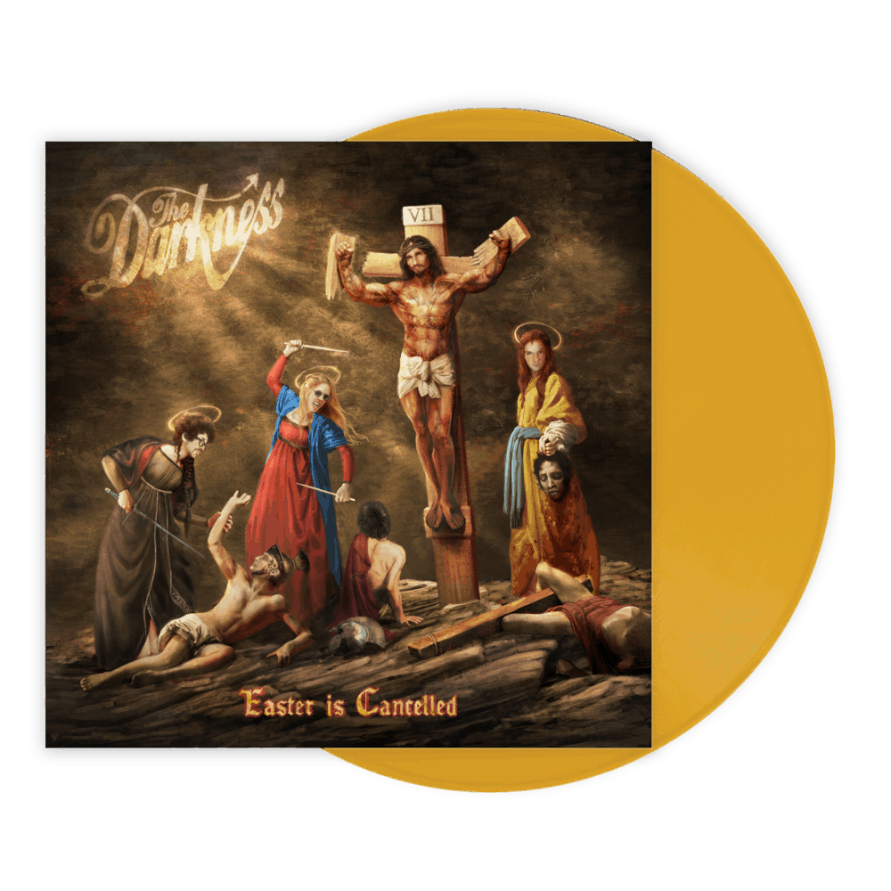 Buy Online The Darkness - Easter Is Cancelled Colour (Signed)