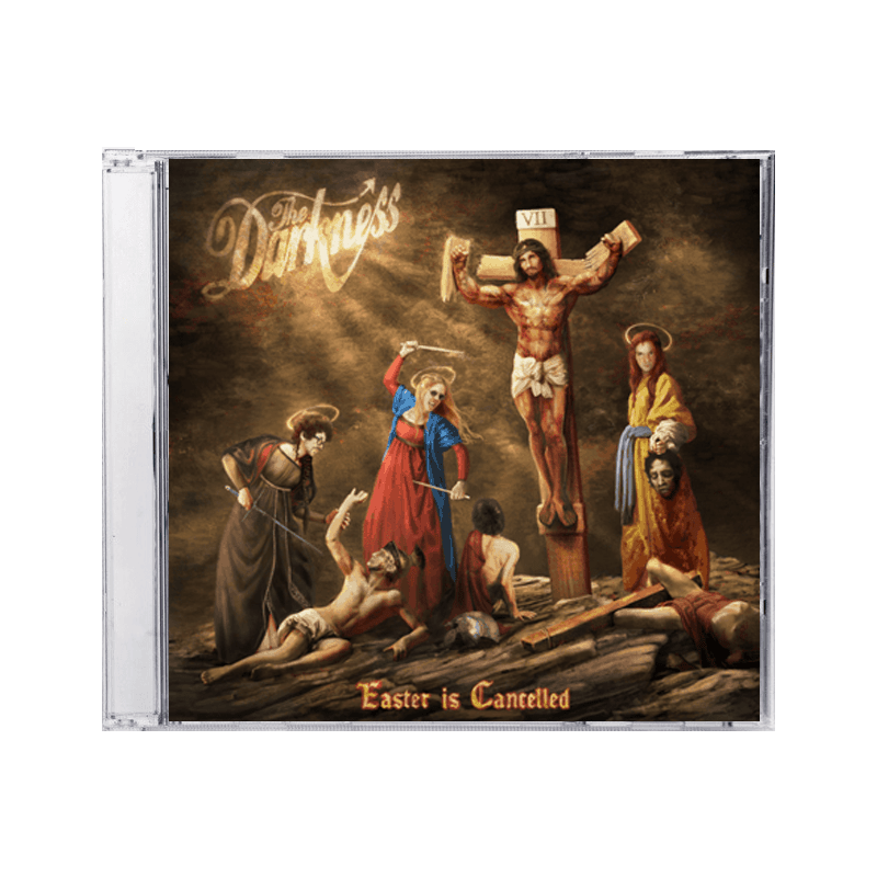 Buy Online The Darkness -  Easter Is Cancelled CD Album