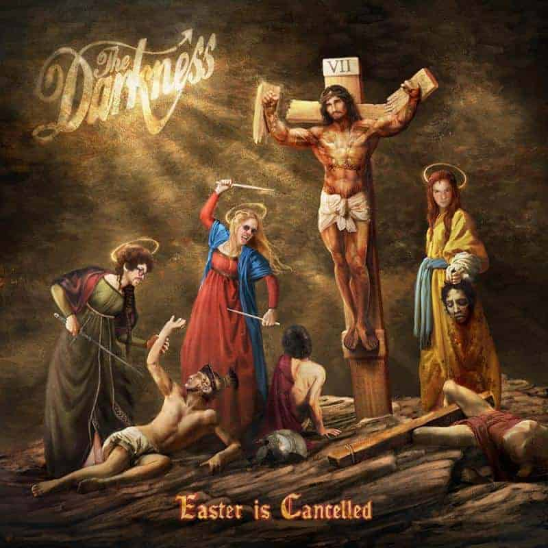 Buy Online The Darkness - Easter Is Cancelled Digital Download