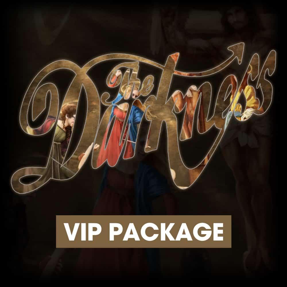 Buy Online The Darkness - UK VIP Ticket