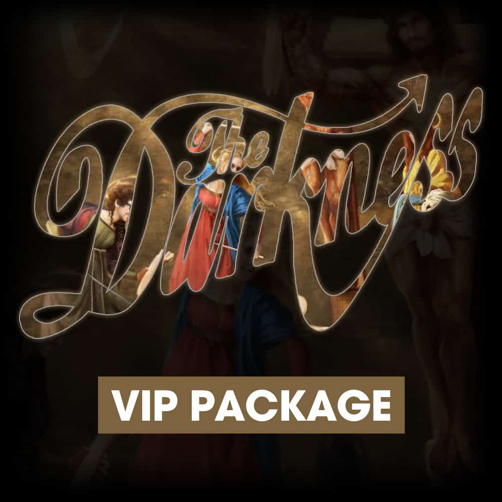 Buy Online The Darkness - European VIP Ticket
