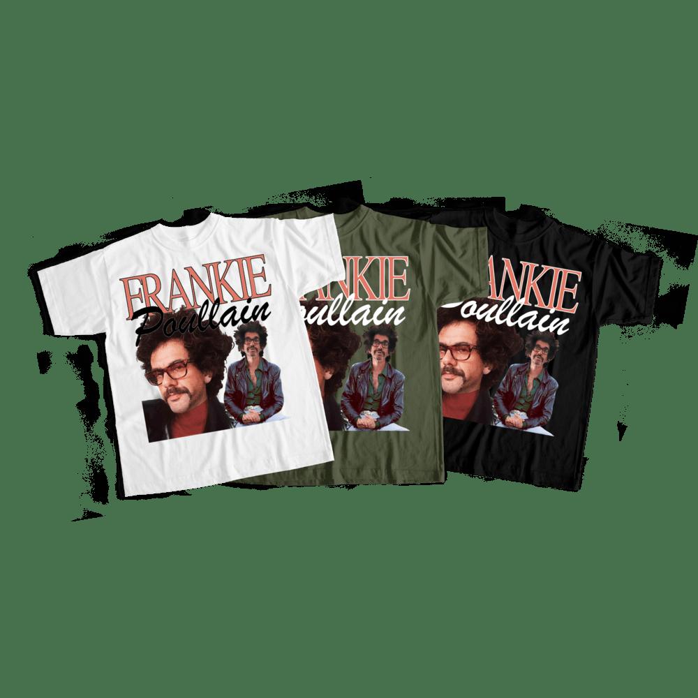 Buy Online The Darkness - Frankie Lockdown T-Shirt