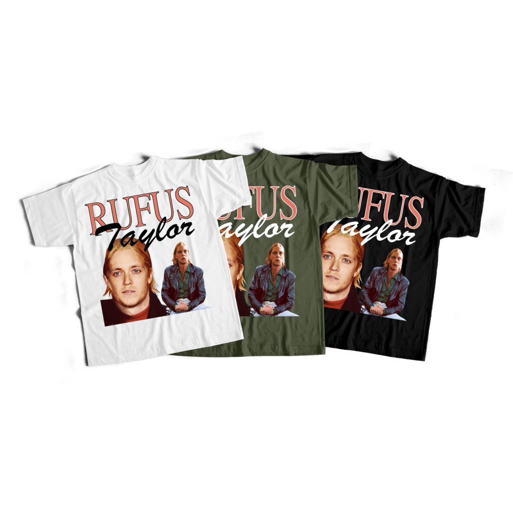 Buy Online The Darkness - Rufus Lockdown T-Shirt