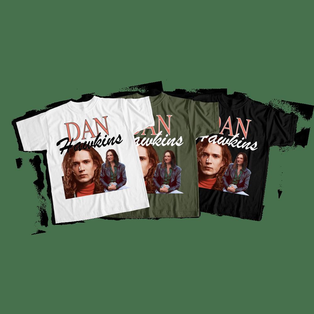 Buy Online The Darkness - Dan Lockdown T-Shirt