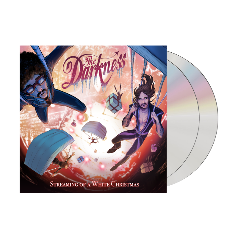 Buy Online The Darkness - Streaming Of A White Christmas 2CD