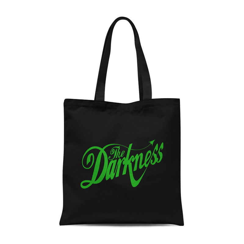 Buy Online The Darkness - Black Tote Bag