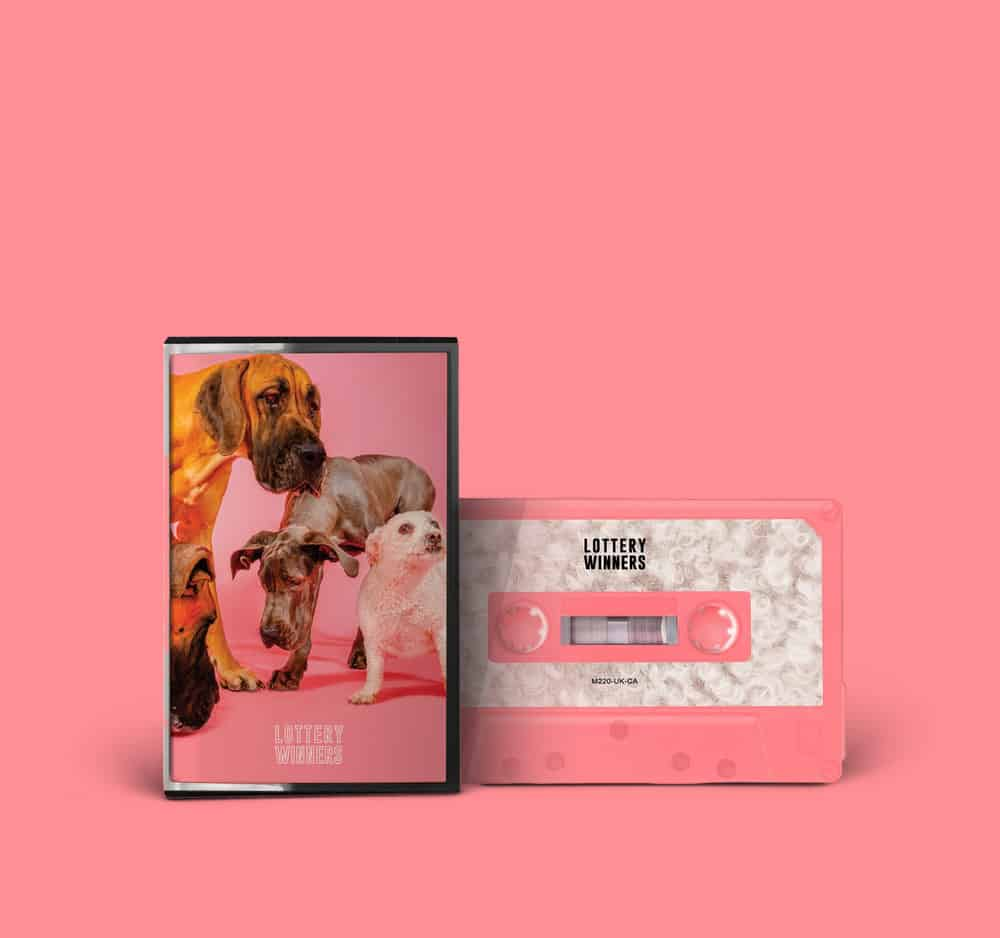 The Lottery Winners Cassette