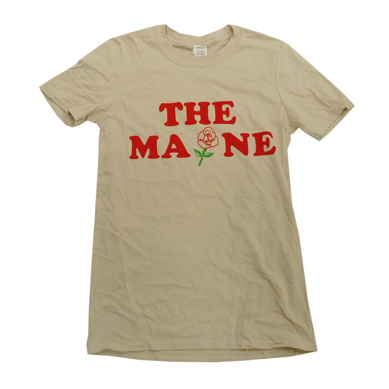 Buy Online The Maine - Rose T-Shirt