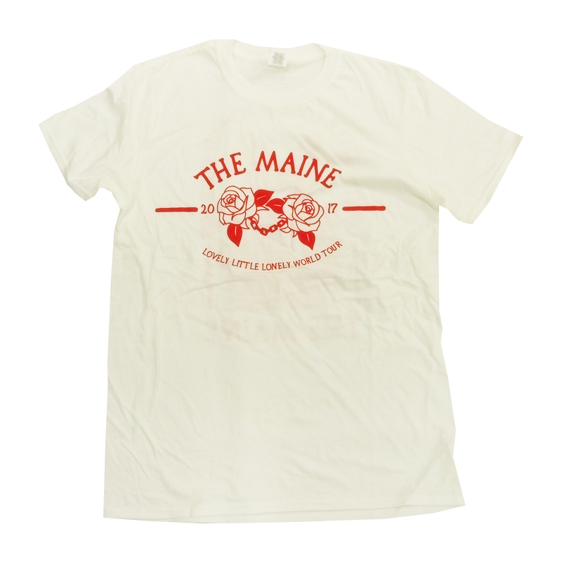 Buy Online The Maine - 2017 World Tour T-Shirt