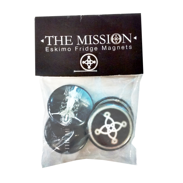 Buy Online The Mission - Eskimo Fridge Magnets