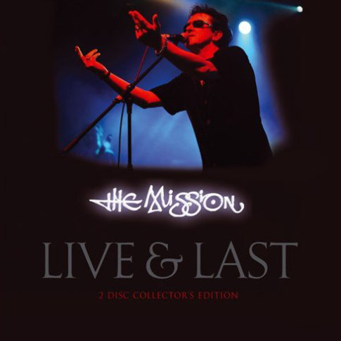 Buy Online The Mission - Live & Last Collectors Edition Double CD Boxset