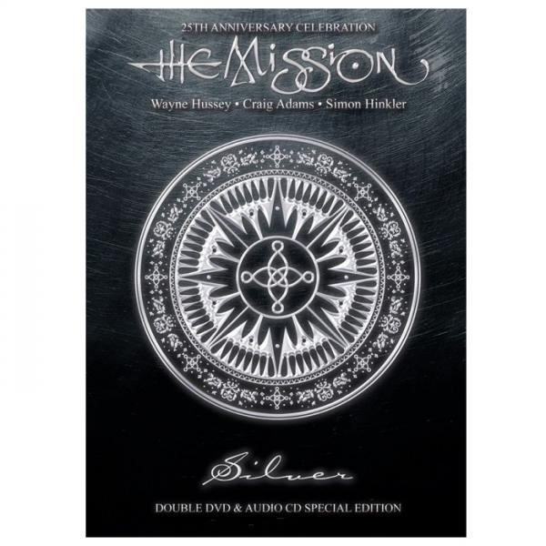 Buy Online The Mission - Silver DVD