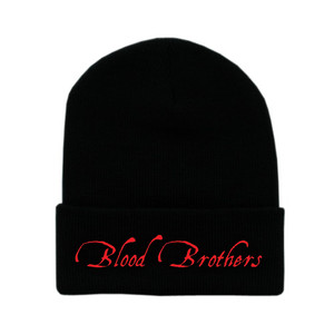 Buy Online Blood Brothers - Blood Brothers Beanie Hat